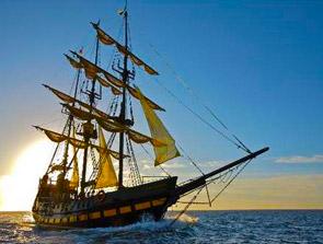 Buccaneer Queen Tall Ship Cruises