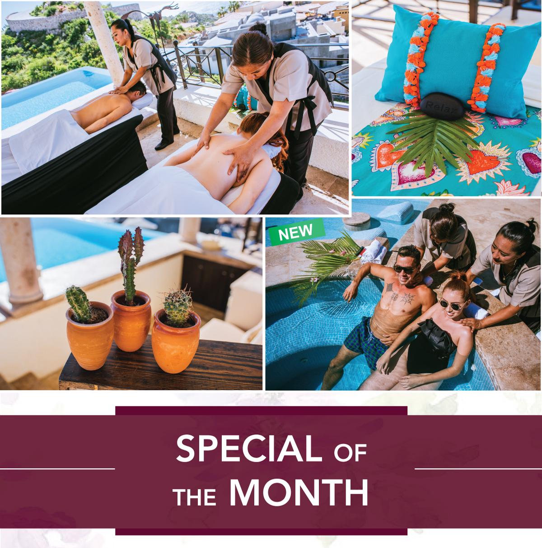 Cabo San Lucas Spa Specials