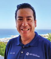 CaboVillas.com About Our Team - Angel Campa