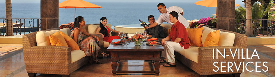 Cabo San Lucas Travel Villa Services