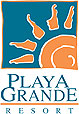 Playa Grande Beach Resort logo