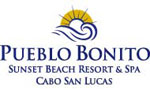 Pueblo Bonito Sunset Beach Golf and Spa Resort logo
