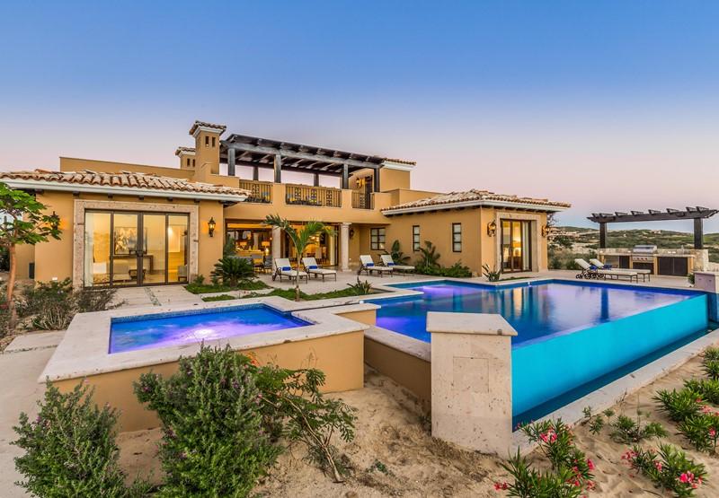 Diamante 4 Bedroom Golf Villas