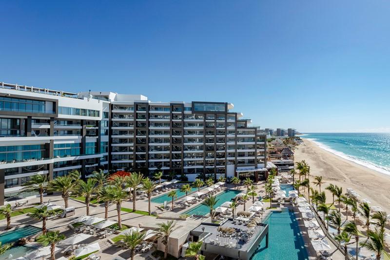 Garza Blanca 3 Bedroom Oceanfront Penthouse