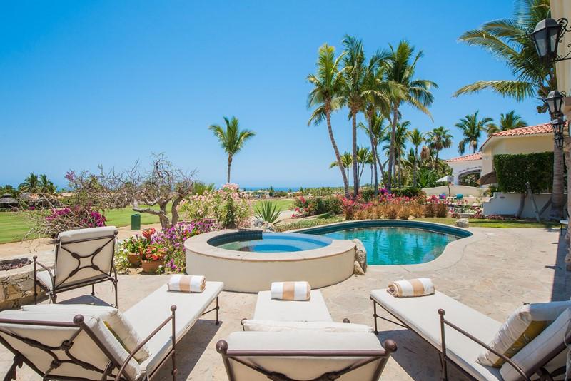 Villa Del Sol Palmilla 7 Golf Home