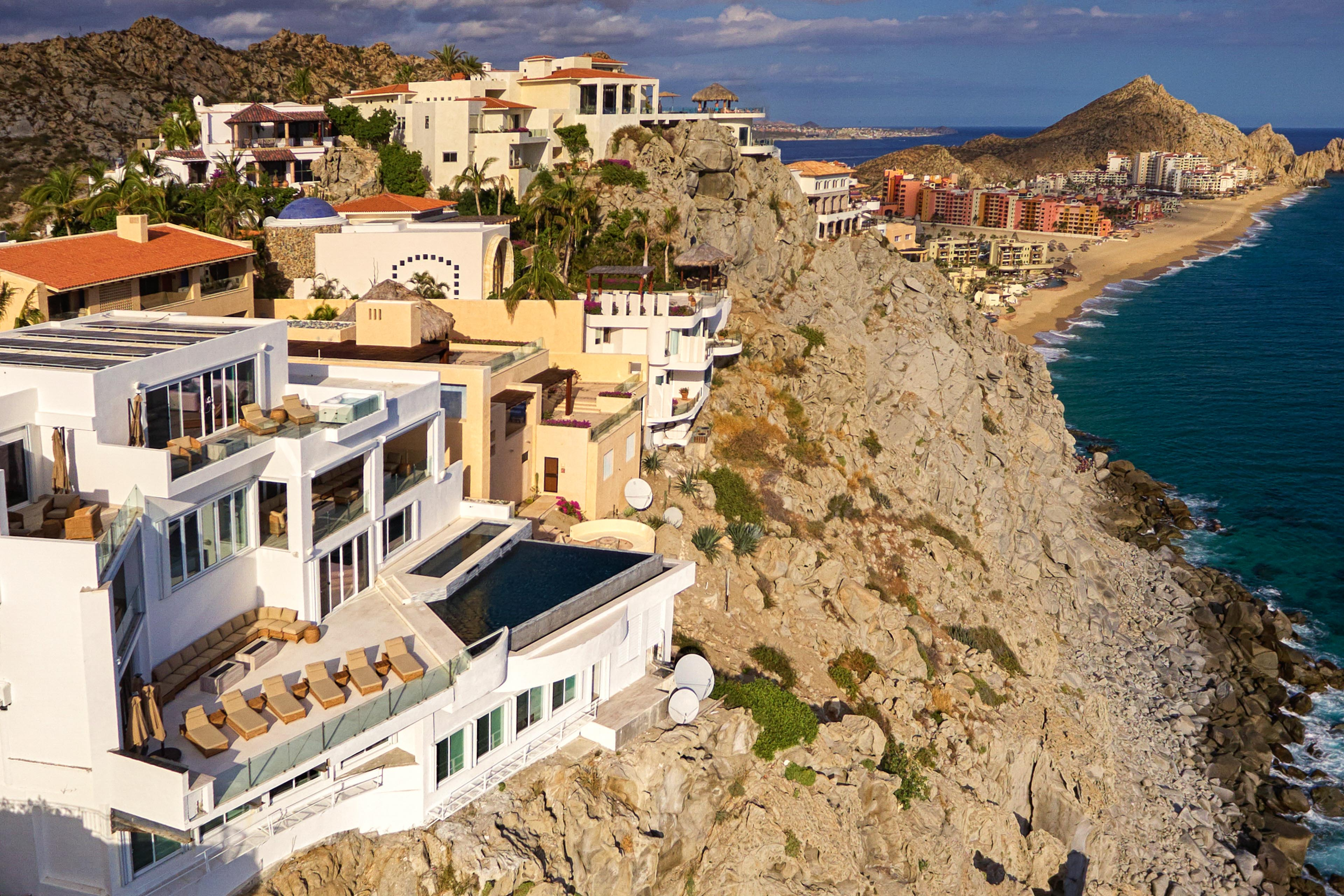 Cabovillas Com Cabo San Lucas Reviews Villa Lands End