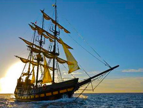 Buccaneer Queen Tall Ship Cruises