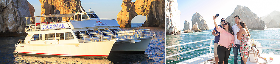 Cabo Mar Catamaran Tours in Cabo San Lucas