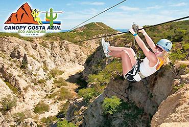 Zip Line Tour in Los Cabos Mexico