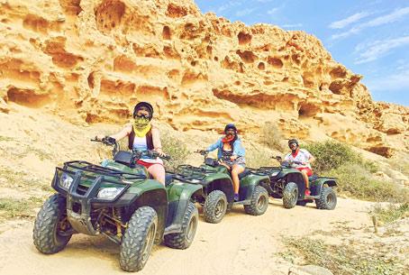 ATV tour in Cabo San Lucas Mexico