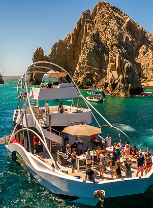 sunset cruises in Cabo San Lucas Mexico