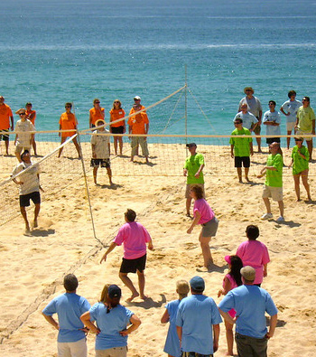 Team Building Activities in Cabo