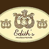 Edith's Restaurant logo