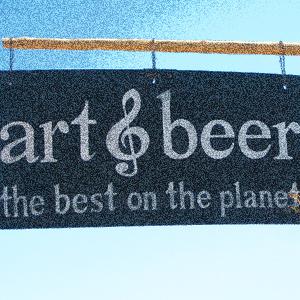 Art & Beer logo