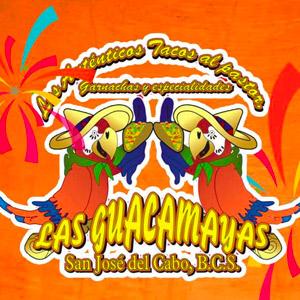 Las Guacamayas  logo