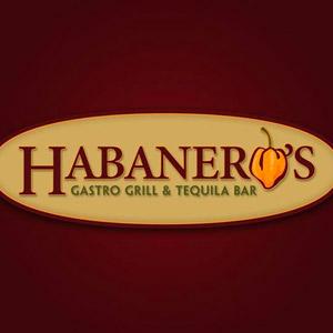 Habanero�s Grill logo