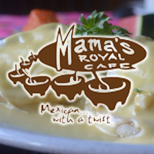 Mama�s Royal Cafe logo