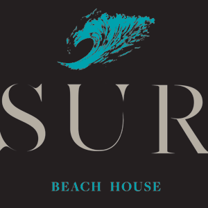 Sur Beach House logo