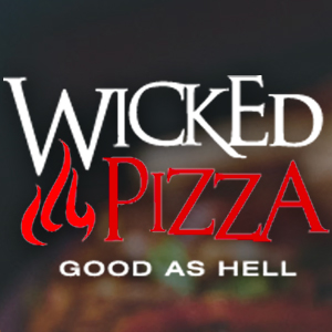 Wicked Pizza logo