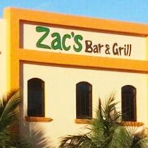 Zac�s Bar & Grill - East Cape logo
