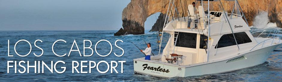 Cabo San LUcas fishing report