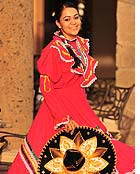 History of Cabo dancer