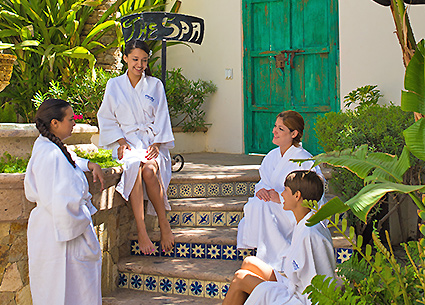 spa treatments massages facials beauty services in Cabo San Lucas Mexico