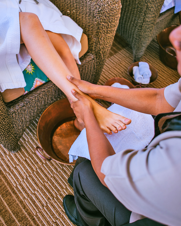 Pedicures in Cabo San Lucas Mexico