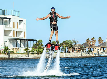 Hydro Flyboard Tour in Los Cabos Mexico
