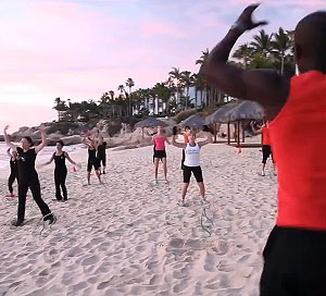 Fitness classes in Cabo