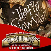 New Year's Eve Cabo San Lucas Mexico