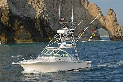 Pisces Cabo Express 'Bill Collector'