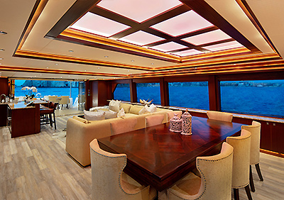 luxury private yacht charters in Cabo San Lucas Mexico