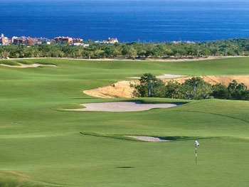 Golf at Cabo del Sol in Los Cabos Mexico