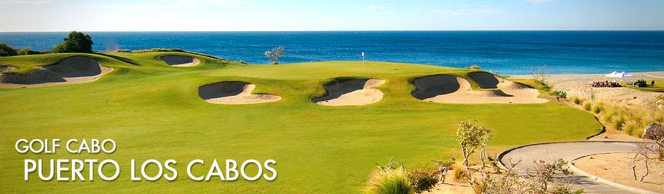 Cabo San Lucas Corridor Map  |Cabo San Lucas Golf Courses Map